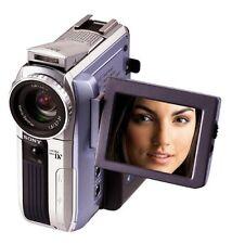 Sony Handycam DCR-PC105 Camcorder - Black/Silver