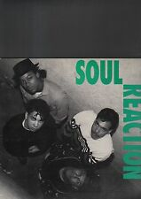 SOUL REACTION - same LP