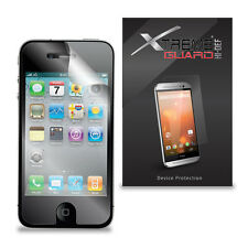 6-Pack HD XtremeGuard HI-DEF Screen Protector Skin Cover For Apple iPhone 4S / 4