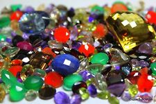 10 CARATS of NATURAL EXOTIC, PROFESSIONAL CUT GEMSTONES BUY 2 GET ONE FREE SALE