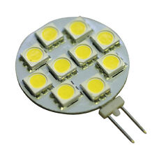 SUPER BRIGHT HIGH INTENSITY G4 2W 10SMD 5050 LED BULB LIGHT IN WARM WHITE