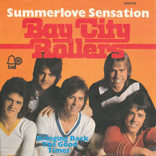 Bay City Rollers - Summerlove Sensation / Bringing Back The Good Times