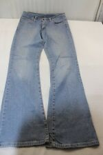 J1321 Levi 's 525 85 90 Jeans w31 l34 bleu très bien