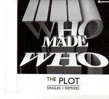 (FT627) Who Made Who, The Plot - 2009 DJ CD