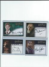 Harry Potter Order of the Phoenix OOTP AUTO autograph McManus as Aberforth