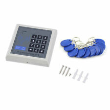 Electronic RFID Proximity Entry Door Lock Access Control System + 10 Key Fobs LY