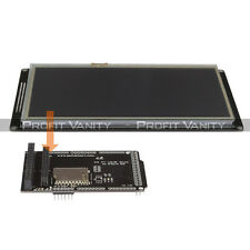 """SainSmart 7"""" inch With Touchscreen SD Card Slot + TFT LCD Shield For Arduino Due"""