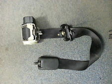 Mercedes ml 6th  7th seat belts BOOT PASSENGER SIDE LEFT HAND BLACK 1638600585
