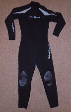 NEOSPORT Black Water Ski Triathlon NEOPRENE WET SUIT Full Body Size WOMEN'S 6