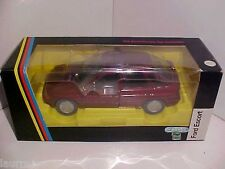 Big Scale Ford Escort 1985 Schabak 1/24 Diecast Mint in Box