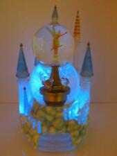 ⛄️ Disney World TINKER BELL Castle Share a Dream Come True Snowglobe Parade RARE