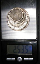 Lot, 2.535 Ounces Foreign/World/USA Silver Coins,Very Good and better