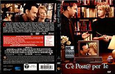 C'E' POSTA PER TE - DVD EX-RENTAL, PRIMA EDIZIONE SNAPPER, OFFERTA!