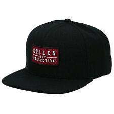 Sullen Clothing Brick Tattoo Art Goth Punk Skull Logo Snapback Hat Cap SCA0106