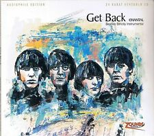 Chantal Get Back Beatles Strictly Inst Zounds Gold CD N