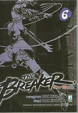 MANGA - The Breaker N° 6 New Waves - Manhwa N° 38 - Star Comics - NUOVO
