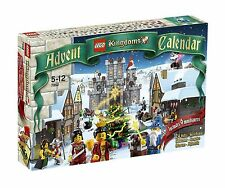 LEGO 7952 Calendario Kingdoms advent calendar Medioevo Medieval Castle Castello