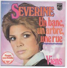 """#10.144# VS (057) – Séverine – """"Un Banc, un abre, une rue"""""""