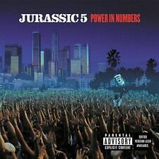 Power in Numbers (Limited Edition w/ Bonus DVD) Jurassic 5 Audio CD