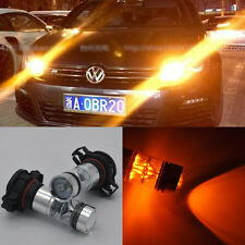 Error Free Amber projector cree LED Bulbs Turn Signal Light For VW golf6 10-2013