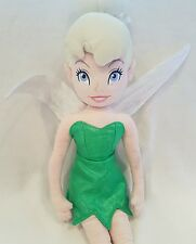 TINKERBELL FAIRY PETER PAN  LARGE DOLL DISNEY STORE