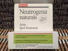 Neutrogena Naturals Acne Spot Treatment 0.75 fl oz