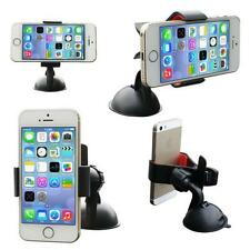 Universal Mobile Phone PDA Car Windscreen Suction Mount Holder Cradle Stand Blak