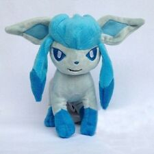 Japanese Pokemon 14cm/6'' Glaceon Cute Soft Stuffed Doll Plush Toys