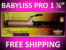 "ONE 'N ONLY ARGAN HEAT 1 1/4"" CERAMIC 400° SPRING CURLING IRON + OIL ONOMH125S"