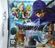 Dragon Quest V  Hand of the Heavenly Bride Nintendo DS in English with manual