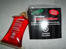 LASER BRAND FUEL STABILIZER 1oz PACKAGE TREATS 2.5 GALLONS STABILIZE GAS 42603