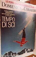 LA DOMENICA DEL CORRIERE 8 dicembre 1970 Jennifer Hosten Nello Baglini Olimpiadi
