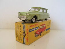 DINKY TOYS 557 CITROEN 3CV AMI6 SMALL HUBS ISSUE MIB 9 EN BOITE VERY NICE L@@K