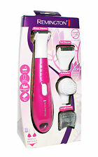 REMINGTON Smooth & Silky Women's Body & Bikini Kit MINI SHAVER TRIMMER Wet / Dry