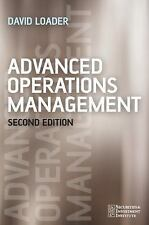 Securities Institute: Advanced Operations Management 5 by David Loader (2006,...