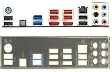 ATX diafragma i/o Shield asus m5a99x evo r2.0 #542 Io nuevo backplate New Bracket