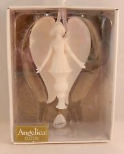 Seasons Of Cannon Falls Angel Ornament Angelica Series Believe