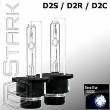 Pair - 10000K D2S D2R D2C HID Xenon Bulbs Replace Factory HID Headlights - B