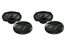 "4 X PIONEER TS-A6995S 6"" X 9"" 5-WAY 600W CAR AUDIO COAXIAL SPEAKERS TS-A6995R"