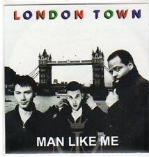 (AY155A) London Town, Man Like Me - DJ CD