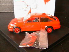 FORD SIERRA COSWORTH RALLY RED PLAIN BODY TROFEU 115 1/43 ROUGE ROT ROSSO RALLYE