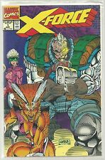 X-FORCE # 1 FIRST ISSUE CABLE Rob LIEFELD HIGH GRADE VF / NM