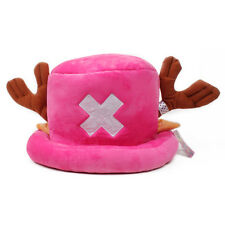 Rose Color One Piece Tony Chopper Hat Cap Japanese Anime Cartoon Gift Cosplay
