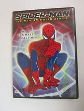 Spider-Man: The New Animated Series - The Ultimate Face-Off (DVD, 2004)