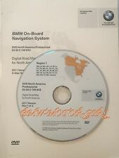 BMW X5 (E70) X6 (E71) Navigation DVD # 843 Canada EAST Map Edition © 2011
