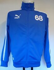 ITALY ARCHIVES 1968 T7 BLUE TRACK JACKET BY PUMA ADULTS SIZE MEDIUM BRAND NEW