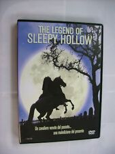 THE LEGEND OF SLEEPY HOLLOW - DVD EXCELLENT CONDITION - PAL