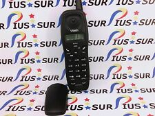 USSP VTECH CORDLESS PHONE HANDSET 2121 BLACK CALLER ID BARE UNIT NO BATTERY