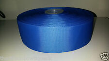 "1 metre 38mm (1.5"")wide ROYAL BLUE SOLID GROSGRAIN RIBBON BOWS MILLINERY TRIM"