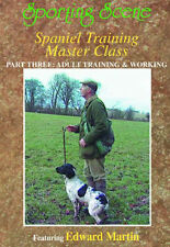 GUNDOG SPANIEL TRAINING MASTER CLASS PART 3